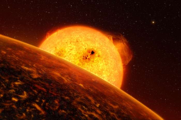 Stellar atmosphere can be used to predict the composition of rocky exoplanets