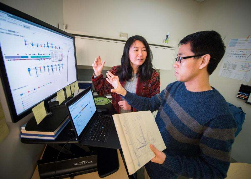 St. Jude researchers develop powerful interactive tool to mine data from cancer genome