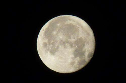 Stop blaming the moon, says UCLA scientist