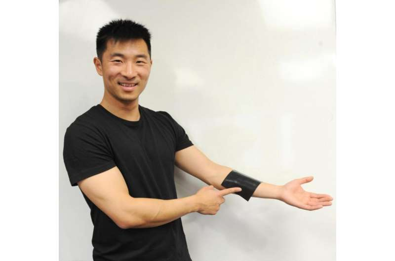 Stretch the new flex for programmable rubber keyboard