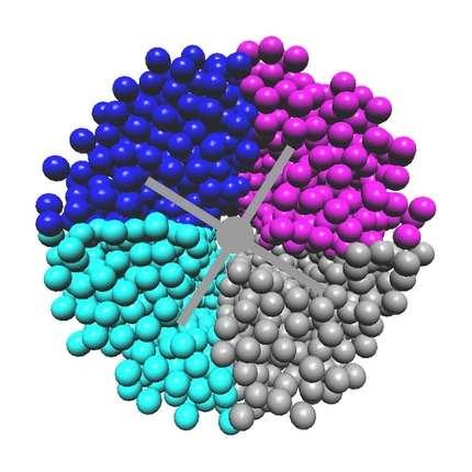 Supercomputer simulations yield method for predicting behavior of new concrete formulas