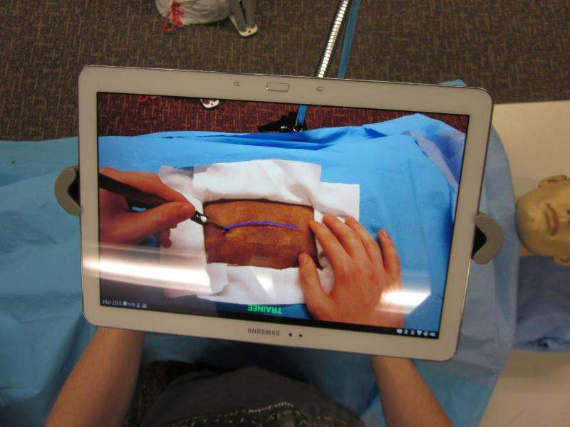 Surgeons may get remote assistance with new 'telementoring' system