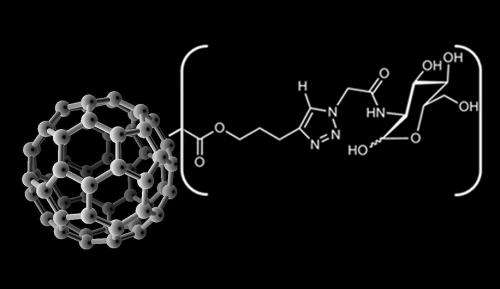 Sweet nanoparticles target stroke