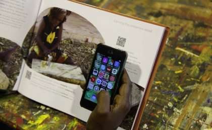 Talking book gives new voice to Indigenous languages