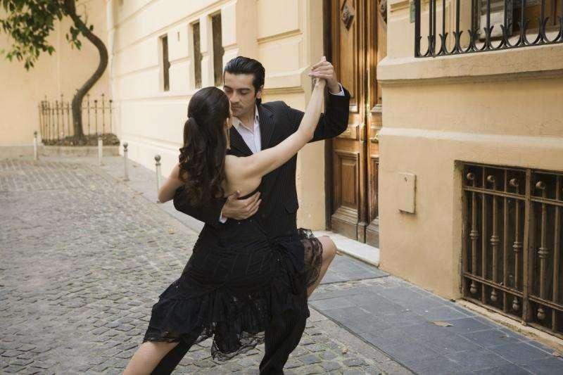 Tango dancing benefits Parkinson's patients