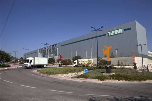 Teva offers to buy Mylan in $40.1B cash-and-stock deal