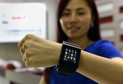 The Apple Watch goes on sale on Friday but Chinese factories are already churning out cheaper alternatives, to the delight of lo