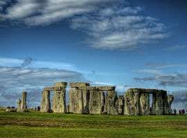 The culinary habits of the Stonehenge builders
