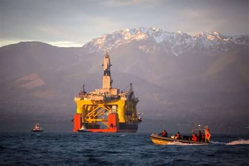 The debate over Arctic drilling - what's at stake