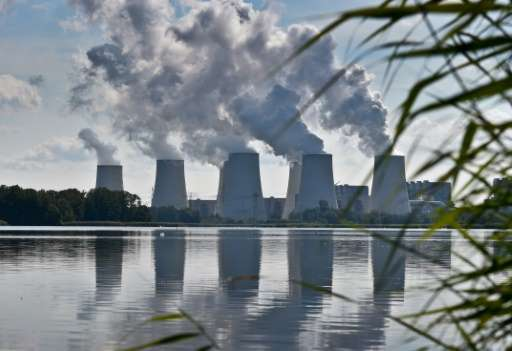 The EU has agreed a goal of 40% emission cuts by 2030 for the Paris climate talks