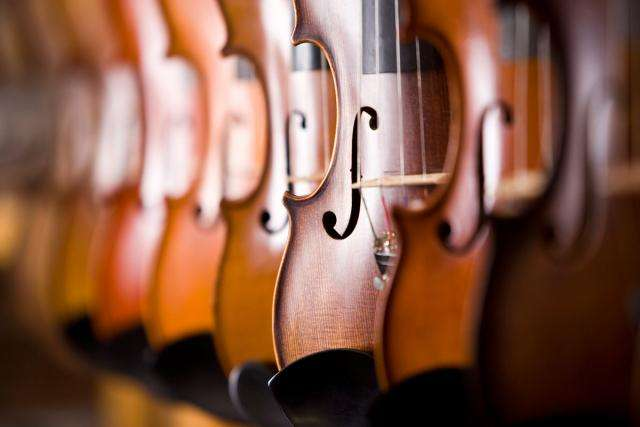 The fittest fiddle: Researchers study violin evolution via function and fancy