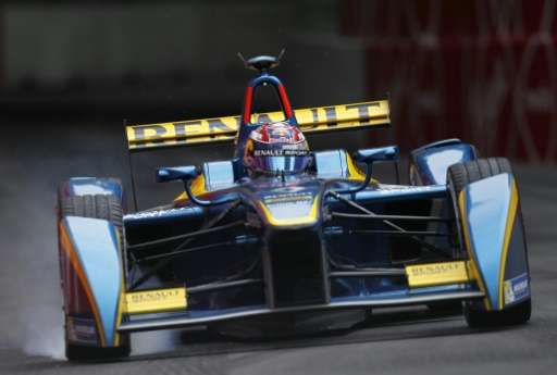 The Formula E championship features 10 teams of two drivers on city-centre circuits