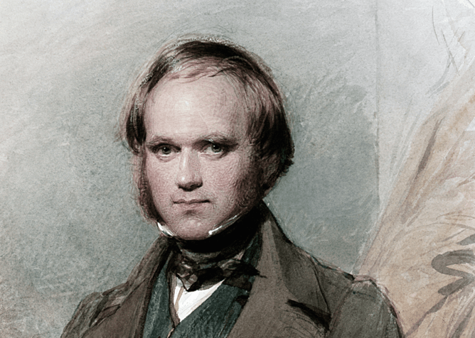 The great geologist behind the Origin of Species