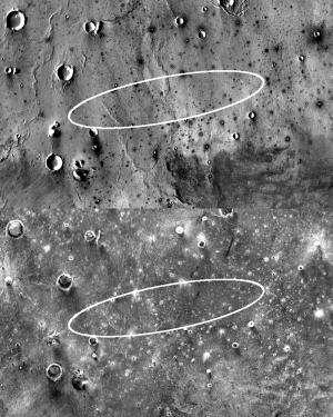THEMIS camera helps NASA pick site for next Mars lander