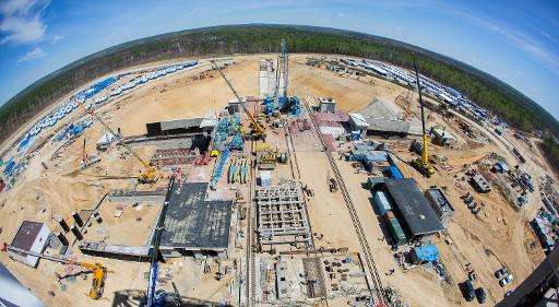 The new Vostochny, cosmodrome is central to Russia's dream of reviving the glories of the Soviet-era space programme, now marred