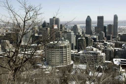 The second largest Canadian city and one of the largest French-speaking cities in the world, Montreal announced on December 10 2