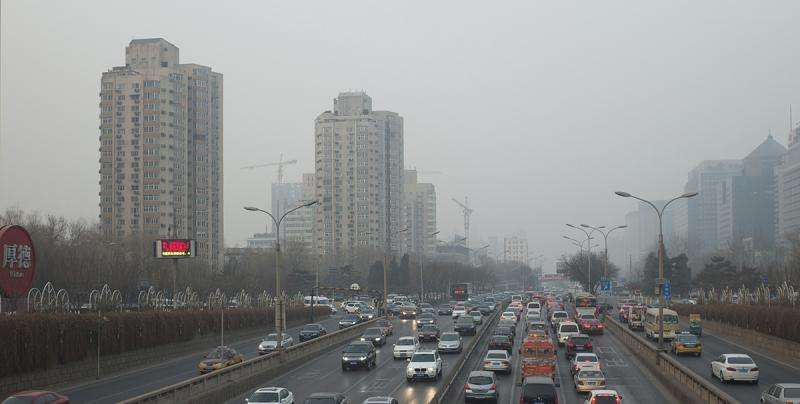 The sun is brightening -- but not in China
