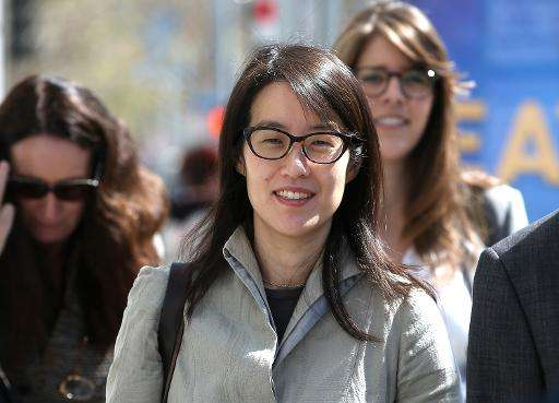 The talk of restrictions at Reddit comes in the wake of the departure of Ellen Pao (pictured), who headed the company until disg
