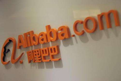 The volume of annual trade carried out on Alibaba platforms exceeds that of eBay and Amazon combined