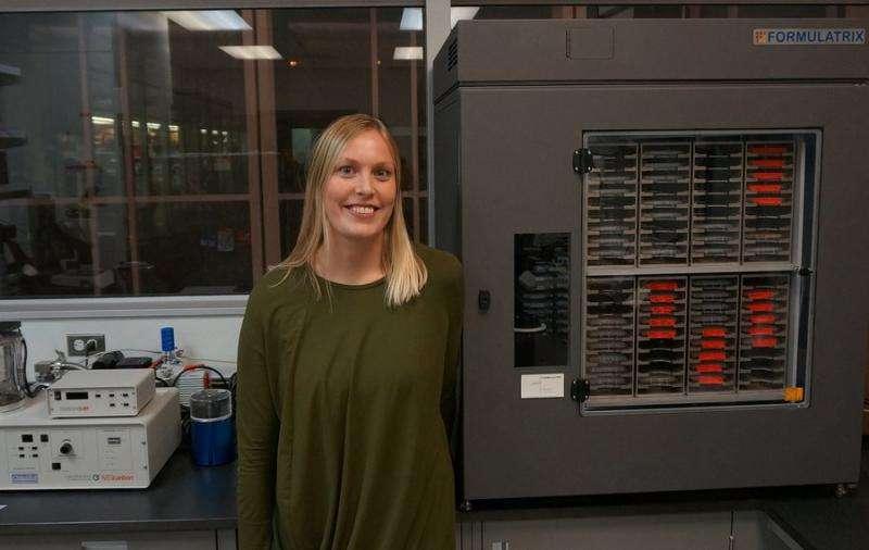 The world's smallest terrorist: Virus hijacks protein machine and then kills the host