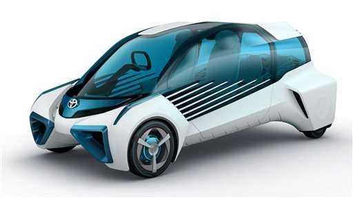 Tokyo auto show to highlight 'smart' green cars