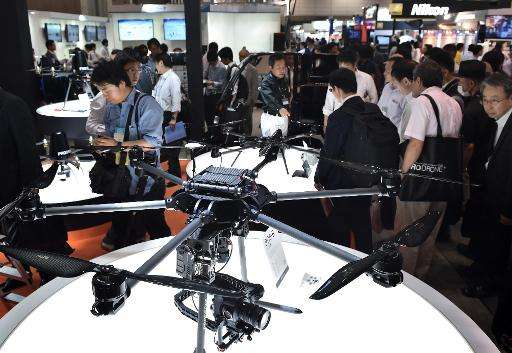 """Tokyo said it wanted to create an environment where """"operators can use small-scale drones in a flexible manner"""" if the"""