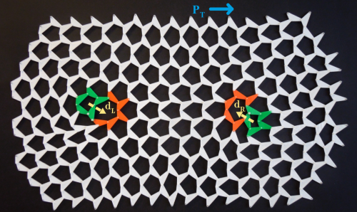 Topological protection in mechanical metamaterials