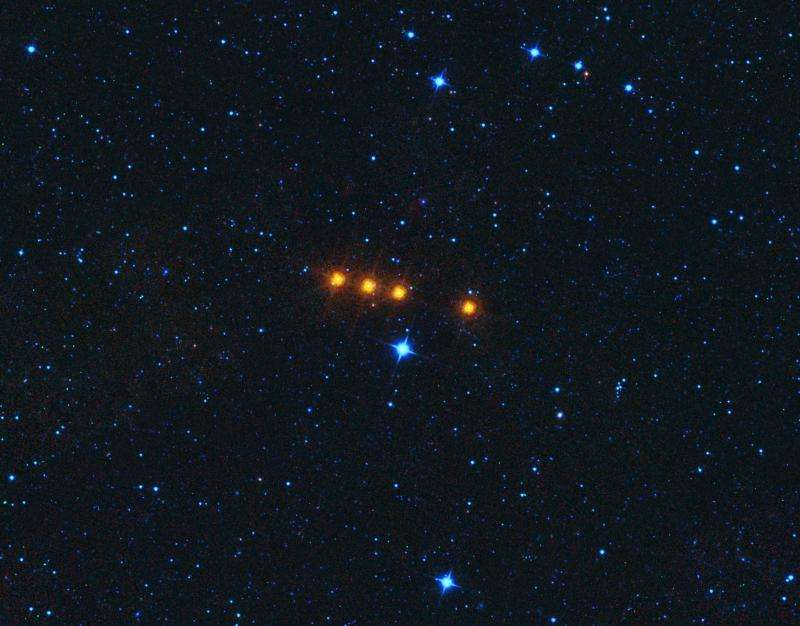 Tracking a mysterious group of asteroid outcasts