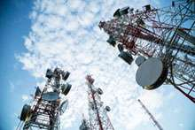 Transmitting wireless data on higher frequencies