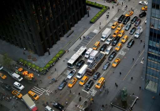 Transport accounts for nearly a quarter of city greenhouse gas emissions, though city-owned and operated vehicles make up just 4