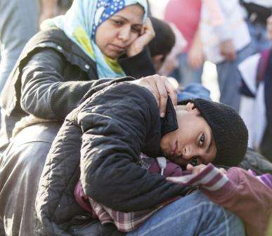 Traumatised refugees in desperate need of psychiatric support, says report