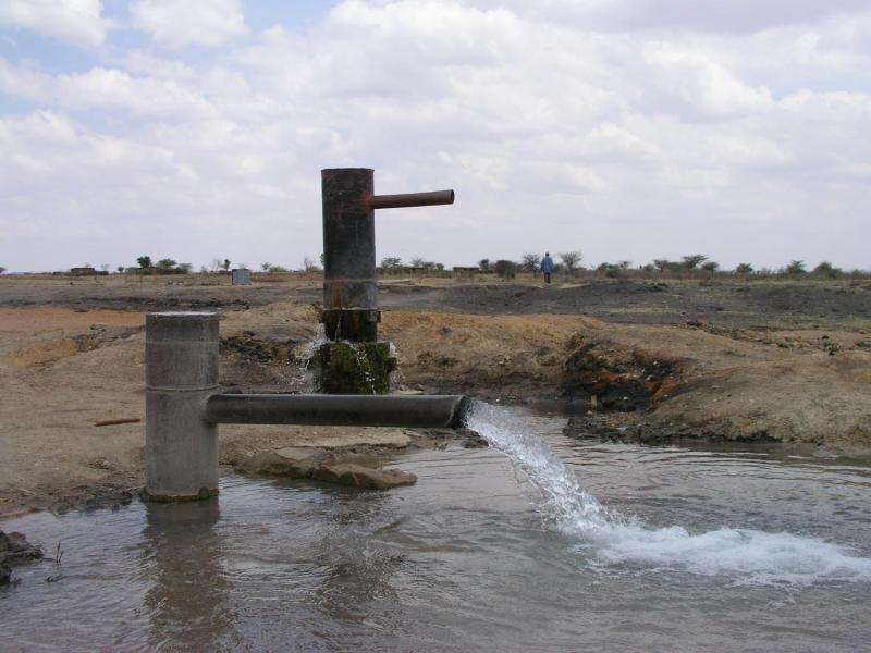 Tropical groundwater resources resilient to climate change