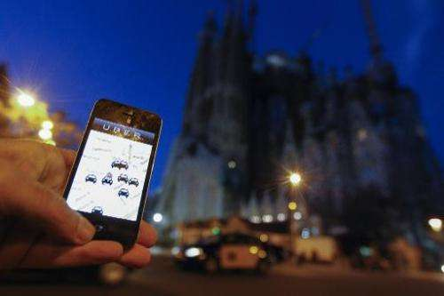 Uber has filed complaints with the EU against France, Germany and Spain as the popular taxi app hits back against efforts to ban