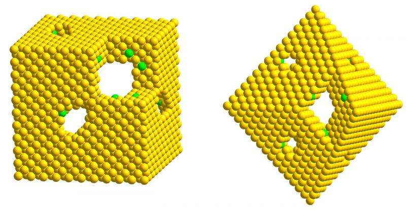 Ultra-thin hollow nanocages could reduce platinum use in fuel cell electrodes