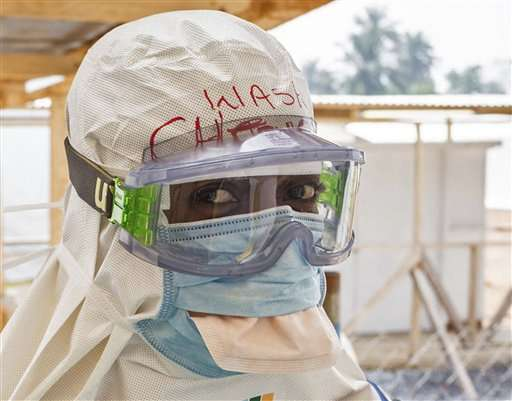 UN: Ebola still global emergency despite big drop in cases