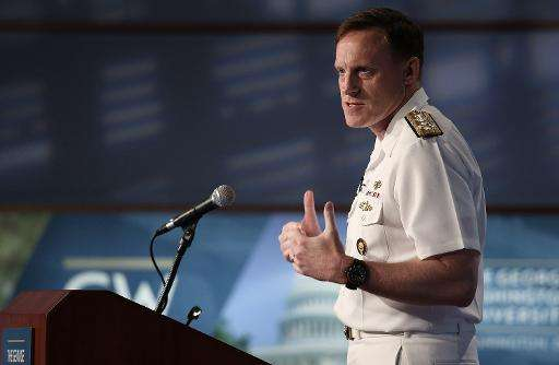 US Admiral Michael Rogers, who heads the National Security Agency and US Cyber Command, has said that future attacks could promp