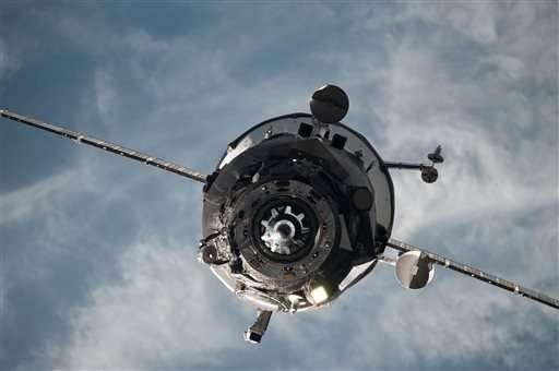 US Air Force tracks spinning space capsule as orbit drops