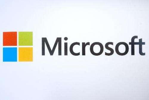 US-based Microsoft is suing high-tech manufacturer Kyocera for patent infringement over technology used in the Japanese company'