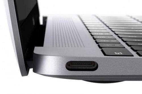 USB-C connector featured on Apple's MacBook has fascinating promise