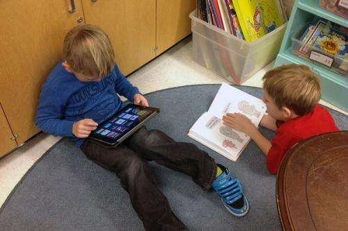Using digital devices to encourage reading with kids, meditation and more