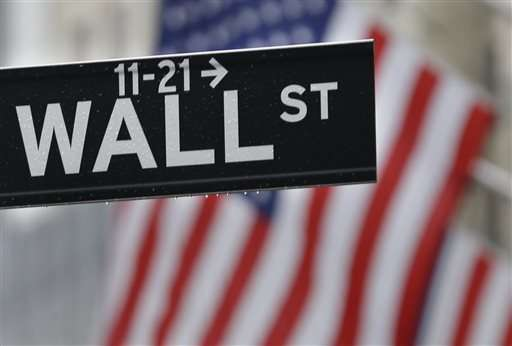 US stocks mixed after IBM, others report weak results