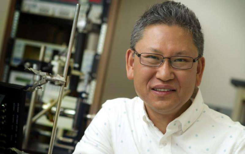 UT Arlington nanopillar fabrication to lead to more efficient electronics