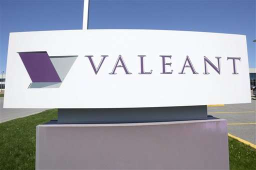 Valeant cutting ties with Philidor