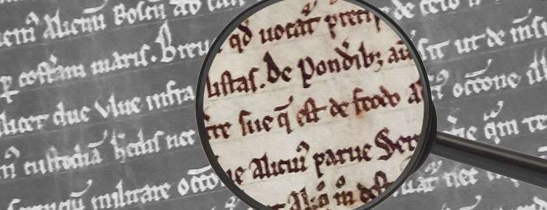 Via handwriting analysis, scholar discovers unknown Magna Carta scribe