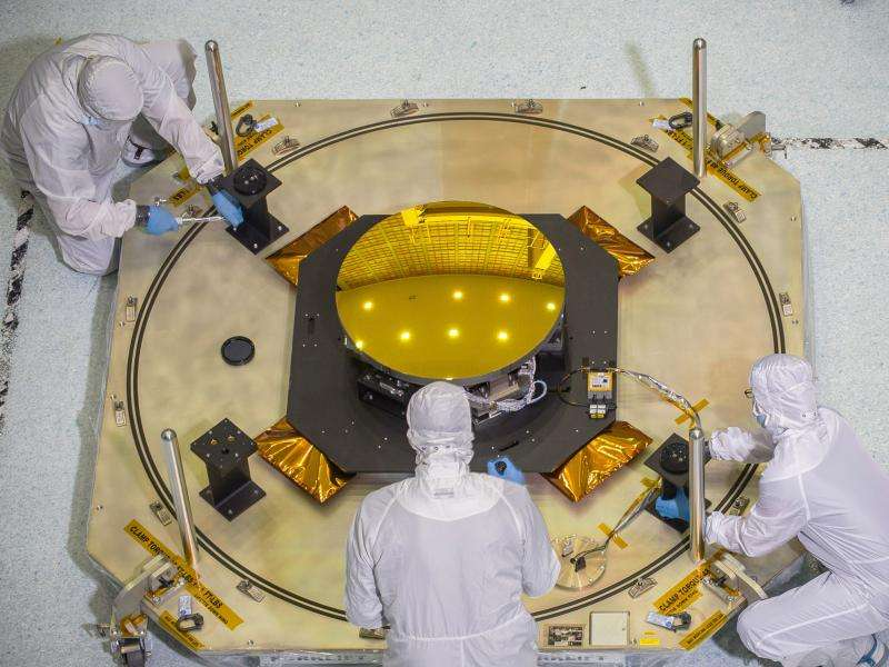 Video: NASA's Webb 'strutting its stuff'