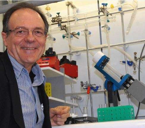 Vortex device makes for better cancer treatments
