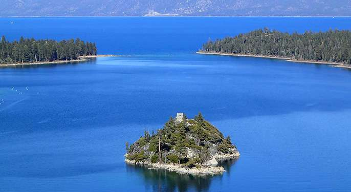 Water clarity levels improve in Lake Tahoe