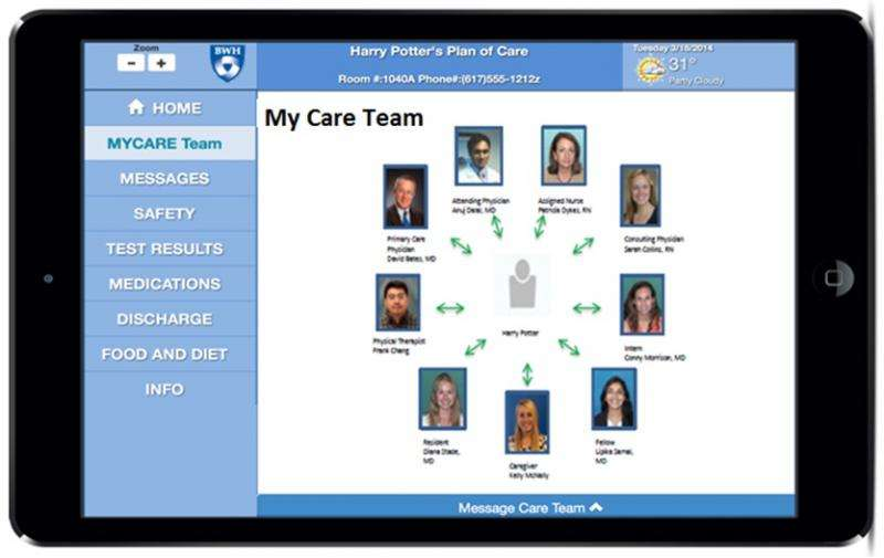 Web-based patient-centered toolkit helps improve patient-provider communication