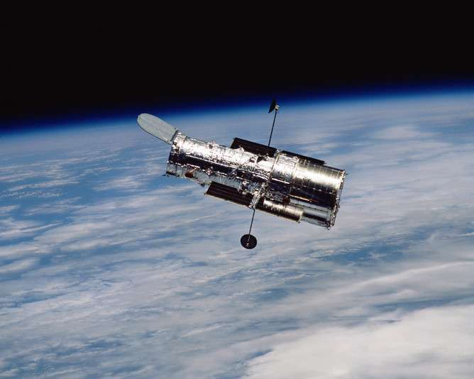 What it took to get the Hubble Space Telescope off the ground