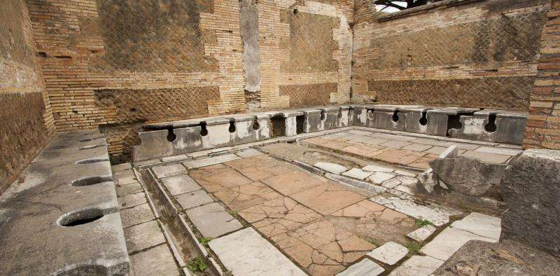 What toilets and sewers tell us about ancient Roman sanitation